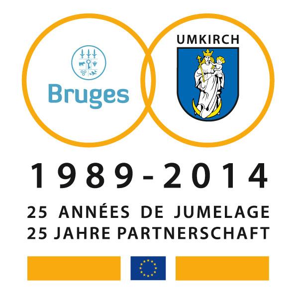 Logo Umkirch-Bruges 25