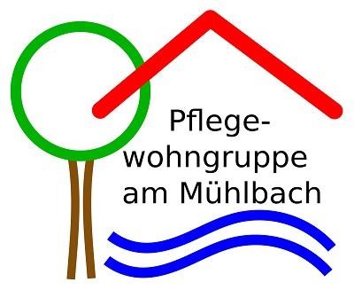 Logo Pflegewohngruppe Haus am Mühlbach