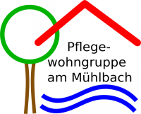 Logo Pflegewohngruppe am Mühlbach