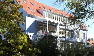 Haus am Mühlbach