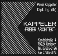 Architekturbüro Kappeler