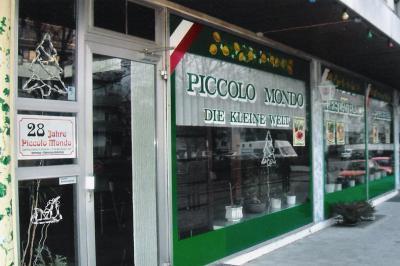 Restaurant - Pizzeria - Piccolo - Mondo