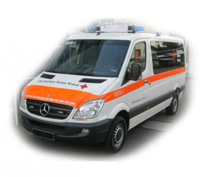 DRK Fahrzeug